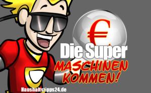 Die Supermaschine für die Küche kommt: Thermomix! Haushaltstipps24.de