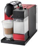 DeLonghi EN 520.R Nespresso Lattissima+ / Milchschaum-System / Passion Red