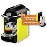 Turmix TX160 PIXIE Clips & Milk Nespresso Kapsel-Automat