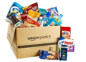 Pantry - der neue Lieferservice von Amazon (Quelle: Amazon)