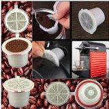 Wiederaufladbare EMOCUP Nespresso Kapseln 3-tlg.