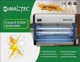 Insektenlampe MALTEC EGO-02-16 Insektenvernichter (16 Watt) - Elektrische Lichtfalle mit Heavy-Profi-System