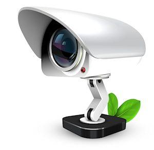 Schützen Sie Ihr Heim mit einer Überwachungskamera