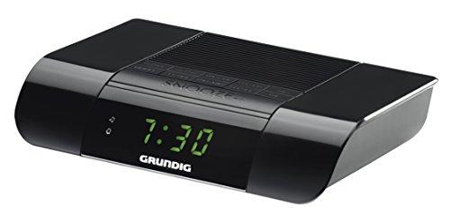 Grundig KSC 35 Uhrenradio (UKW-Tuner) mit Sleeptimer-Funktion schwarz