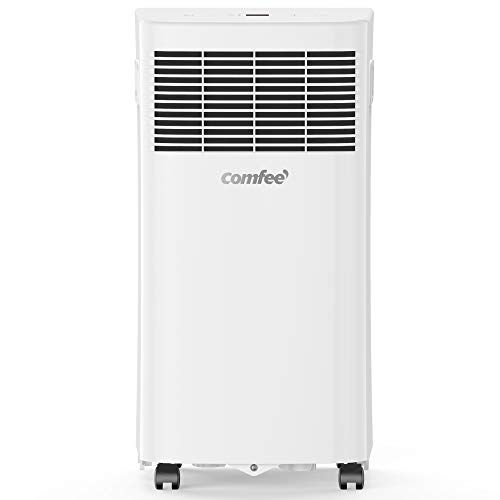 Comfee MPPHA-05CRN7 Mobiles Klimagerät, 680 W, 230 V, weiss, 32,9 x 31,8 x 61,5cm (BTH)