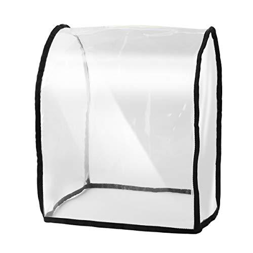 AIEVE Schutzhülle Transparent Hülle Schutzhaube Schmutzabweisend Abdeckhaube Wasserdicht Zubehör Kompatibel mit Thermomix TM5 TM31 Küchenmaschinen