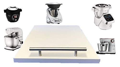 Gleitbrett für Kitchen aid ® icy white von Conny Clever®
