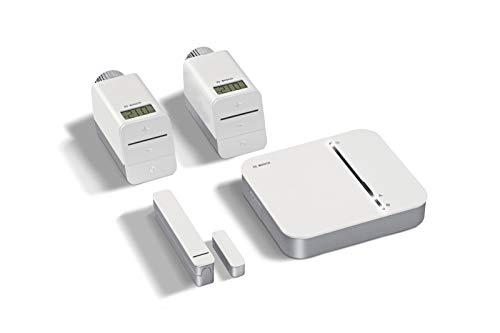 Bosch Smart Home Raumklima Starter-Set mit App-Funktion (Variante Deutschland - kompatibel mit Google Assistant, Alexa und Apple Homekit)