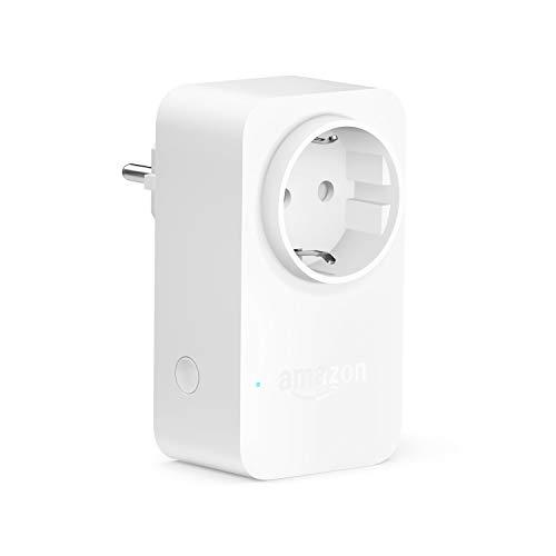 Amazon Smart Plug (WLAN-Steckdose), funktioniert mit Alexa, Gerät 'Zertifiziert für Menschen'
