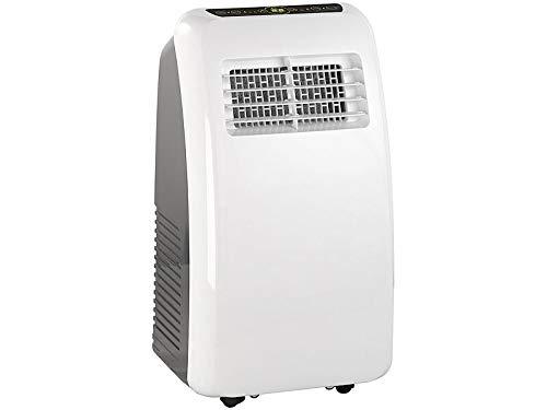 Sichler Haushaltsgeräte Mini Klimaanlage: Mobile Monoblock-Klimaanlage mit Entfeuchter, 5.000 BTU/h, 2.050 Watt (Mini Klimaanlage mit Kältemittel)