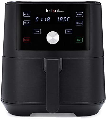 Instant Brands Vortex 4-in-1-Luftfritteuse 5.7L - Heißluft-frittieren, Backen, Braten und Aufwärmen-1700W