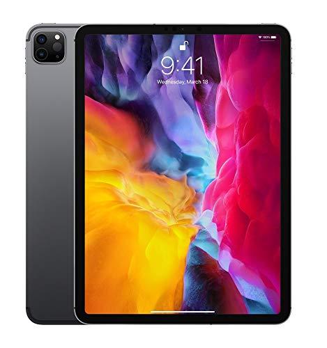 2020 Apple iPad Pro (11', Wi-Fi, 1TB) - Space Grau (2. Generation)