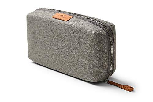 Bellroy Tech Kit, Etui mit Reißverschluss für Tech Accessoires (Akku, Ladegerät, Kabel, Kopfhörer) - Limestone