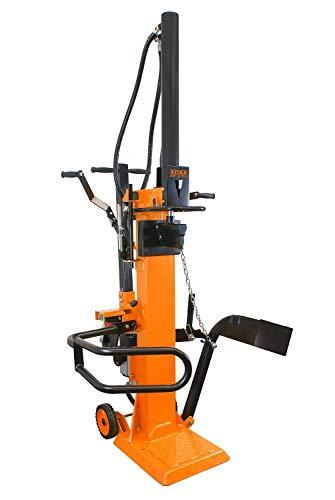 ATIKA 301732 Hydraulikspalter ASP 10 TS-2 Meterholzspalter bis 1040 mm   10 Tonnen Spaltkraft 10t   Brennholzspalter 400 V   Holzspalter stehend 3300 W