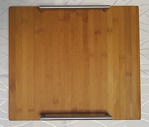 Kitchen C-Wood Gleitbrett aus Bambusholz für den Thermomix TM5 / TM31