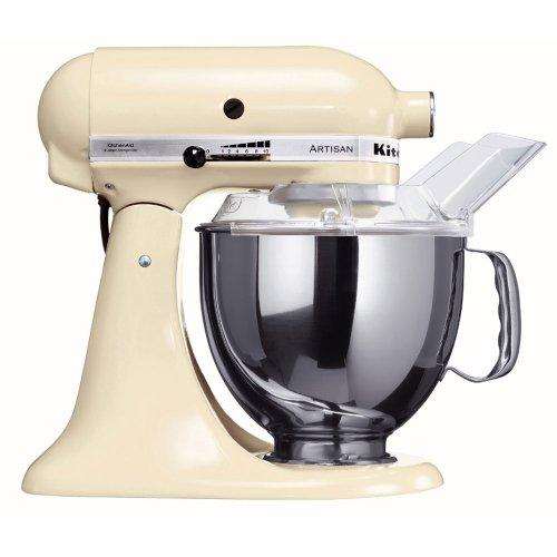 Kitchenaid 5KSM150PSEAC Küchenmaschine, creme