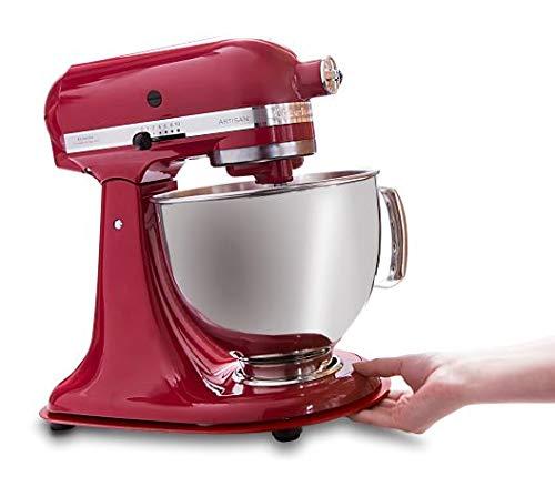 Gleitbrett für Kitchen aid ® in Rot von Leckerhelfer