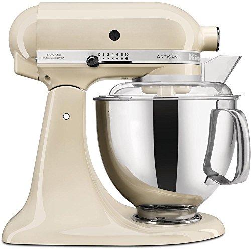 KitchenAid Küchenmaschine Artisan 4,8L Creme