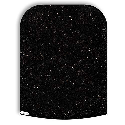 coolina Premium Gleitbrett für den Thermomix - Passend für TM5, TM6 & TM31 - Hochwertiger Gleiter - Aus Granit - Star Galaxy