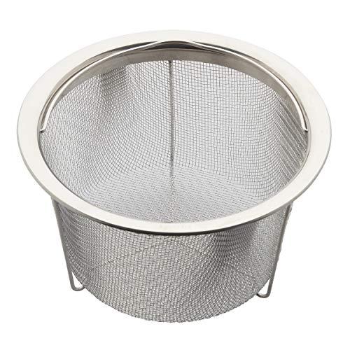 Instant Pot Offizieller großer Dampfkorb aus Edelstahl