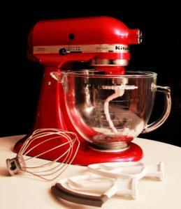 KitchenAid von Artisan Zubehör in Rot
