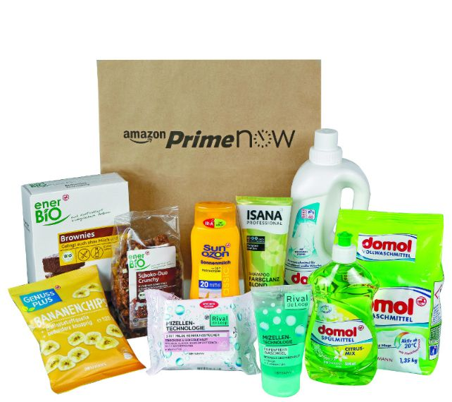 rossmann bei amazon prime now