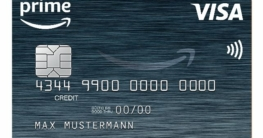 prime Visa Card Amazon