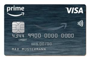 prime Visa Card Amazon