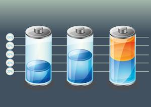Batterien durch Akkus ersetzen