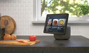 echo show 10 in der küche