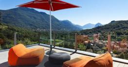 Der richtige Sonnenschirm für Balkon, Garten oder Terrasse